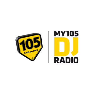 Radio my105 AFROJACK