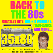 Radio 35x80 Back to the 80s