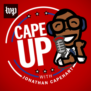 Podcast Cape Up with Jonathan Capehart
