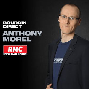 Podcast RMC - La chronique d'Anthony Morel