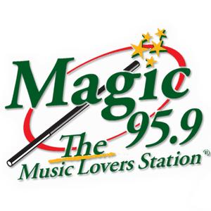 Radio WPNC-FM - Magic 95.9 FM