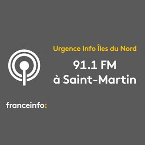 Urgence Info Iles du Nord (971) - Radio d'urgence pour Saint-Martin et Saint-Barthélémy