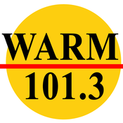 Radio WRMM-FM - WARM 101.3 FM
