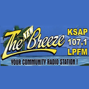 Radio KSAP The Breeze 107.1 FM
