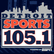 Radio WMGC-FM - Detroit Sports 105.1 FM