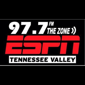 Radio WZZN-FM - ESPN 97.7 The Zone