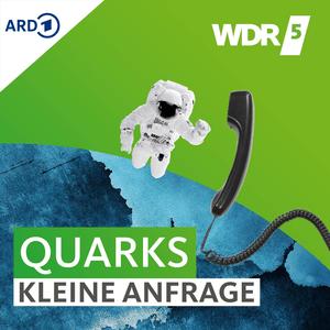 Podcast WDR 5 Quarks - Die kleine Anfrage