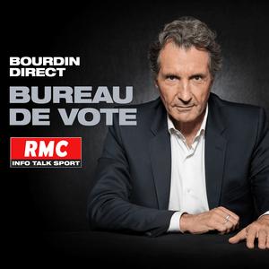 Podcast RMC - Bourdin Direct, bureau de vote