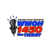 Radio WMOH -  The Ticket 1450 AM
