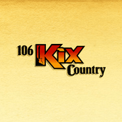 Radio KQKX - 106 Kix Country 106.7 FM