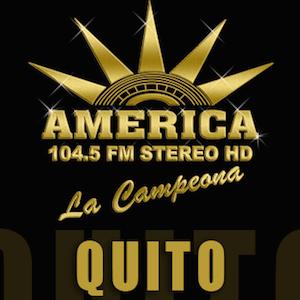 Radio America Stereo Quito 104.5 FM