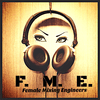 Female Mixing Engineers Music Podcast