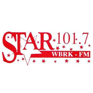 Radio WBRK-FM - Star 101.7