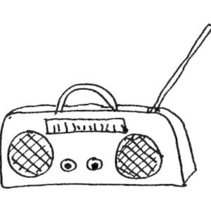 Radio allesdrin