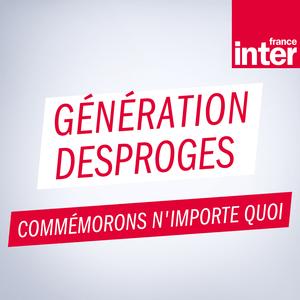 Podcast Pierre Desproges - France Inter