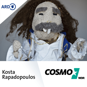 Podcast COSMO - Kosta Rapadopoulos