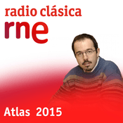 Podcast RNE - Atlas 2015