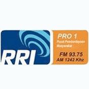 Radio RRI Pro 1 Bogor FM 93.7