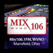 Radio WVNO-FM - Mix 106.1 FM