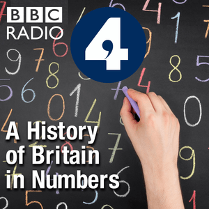 Podcast A History of Britain in Numbers