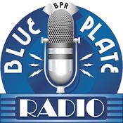 Radio Blue Plate Radio
