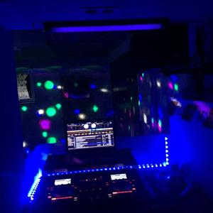 Radio partyraum