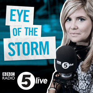 Podcast Eye of the Storm with Emma Barnett