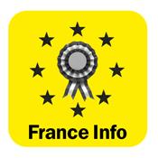 Podcast France Info  -  C'est en France c'est en Europe
