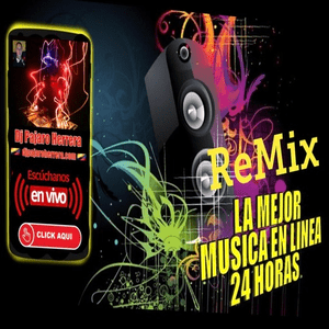 Radio Remix con Dj Pajaro Herrera