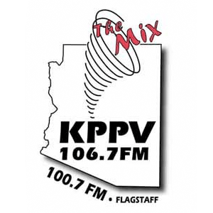 Radio KPPV 106.7 FM - The Mix