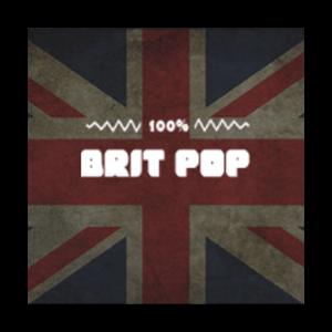 Radio 100% Brit Pop - Radios 100FM