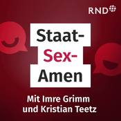 Podcast Staat, Sex, Amen