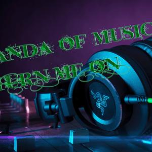 Radio panda-of-music