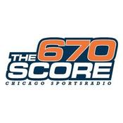 Radio WSCR - 670 AM The Score