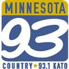 KATO-FM - Minnesota 93.1 FM