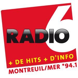 Radio Radio 6 - Montreuil Sur Mer 94.1 FM