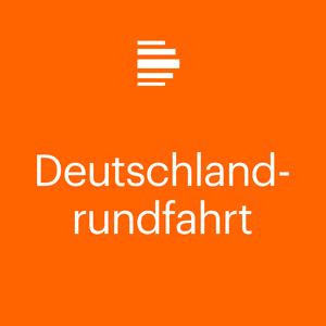 Podcast Deutschlandrundfahrt - Deutschlandfunk Kultur
