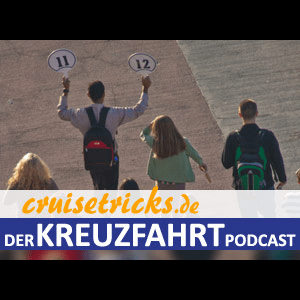 Podcast Cruisetricks - Der Kreuzfahrtpodcast
