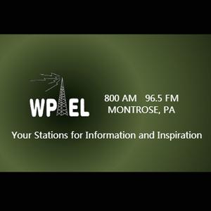 Radio WPEL-FM - 96.5 FM