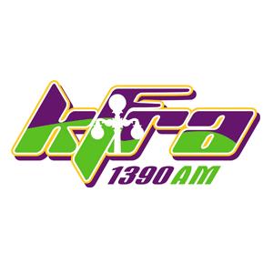 Radio KFRA - 1390 AM